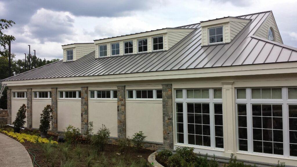 Metal Steep Slope Roof